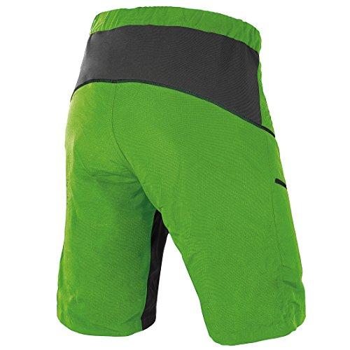 Dainese Herren Textilhose Drifter Shorts grün - green/black/vert