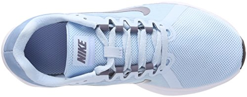 Nike Downshifter 8, Scarpe da Running Donna Blu (Cobalt Tint/light Carbon-leche Blue-white 400)