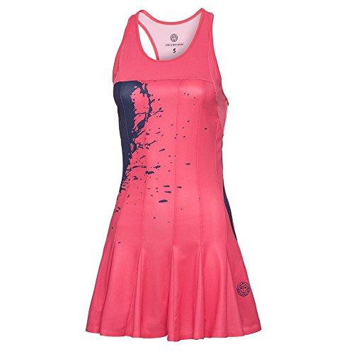 Afia Tech Dress (3 in 1) - Coral/darkblue (FS18)