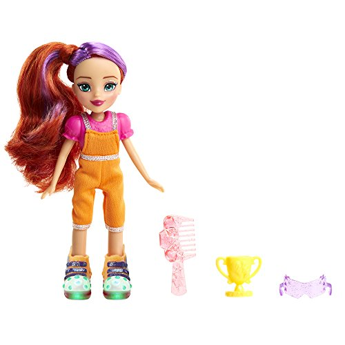 "Preisvergleich Produktbild Skechers Twinkle Toes 6.5"" Light up Doll - Sporty Shorty ""Daring Dasher"""