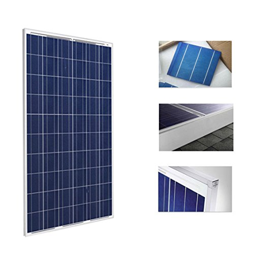 PANEL SOLAR Polycrystalline 270W Mas Descripción mira ultima foto... More description look at last photo..Tipo Típico 250W Max-Power (Pmax) w 250W Max-Power Tensión (Vmp) 30.39 Max-Power actual (Imp) 8,23 De circuito abierto Voltaje (Voc) 36.97 La co...