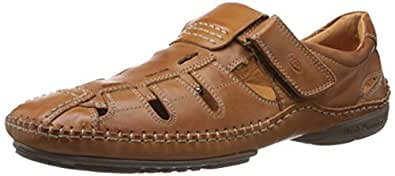 Hush Puppies Men's Cash Tan Loafers and Mocassins - 7 UK/India (41 EU) (8543721)