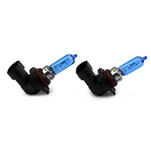 Preisvergleich Produktbild Jurmann Trade GmbH® HB3 Xenon Style Lampen/Halogen Birne mit 100W, Xenon Look, vorne/hinten als Fernlicht / Nebelscheinwerfer / Abblendlicht verwendbar!