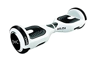 nilox hoverboard doc plus ul 2272 bluetooth wei amazon. Black Bedroom Furniture Sets. Home Design Ideas