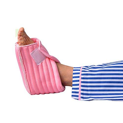 HJD Pflegeprodukte Für Ältere Personen, Fuß-fersenpolster, Anti-Druck-wundkissen Für Den Patienten, Fußringschwamm, Abnehmbare Fußpolster