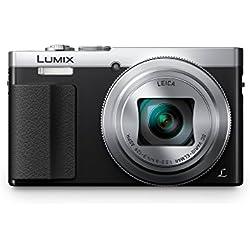 Panasonic Lumix DMC-TZ71 Appareils Photo Numériques 12.1 Mpix Zoom Optique 30 x - Argent