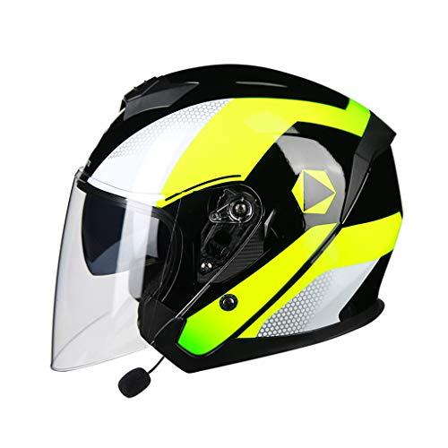 /& DOT Helmet Biker Custom Vintage Retr/ò Anno 70 Taglia L Casco Integrale Gringo Biltwell Dice Flames OMOLOGATO Doppia OMOLOGAZIONE ECE Europa America