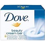 4 * Dove Beauty Cream Bar Seife mit 1/4 Feuchtigkeitscreme (4*100g)