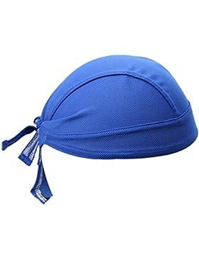 Gexing Deportes Bufandas Modelos Al Aire Libre De Humedad La Transpiración Sombrero De Pirata Color Sólido