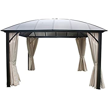 aluminium pavillon berdachung gazebo verona. Black Bedroom Furniture Sets. Home Design Ideas