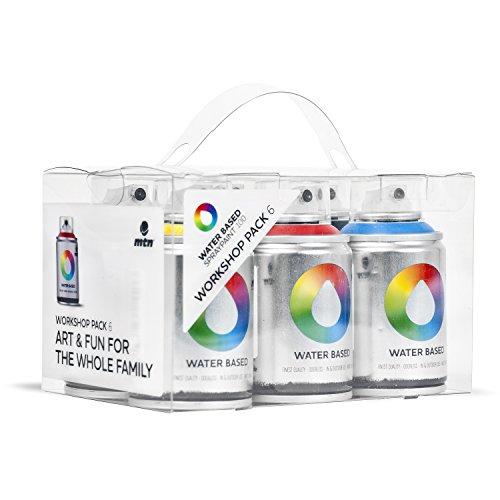 mtn-colori-a-base-dacqua-per-pittura-spray-confezione-di-6-x-100-ml-lattine