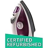 (Certified REFURBISHED) Havells Sparkle 1250-Watt Steam Iron (White/Purple)