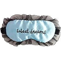 fablcrew Schlafmaske mit Spitze zu Hause oder Reisen für Damen preisvergleich bei billige-tabletten.eu