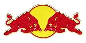 Red Bull Energy Drink Logo Ecusson Brodé Patches emblème