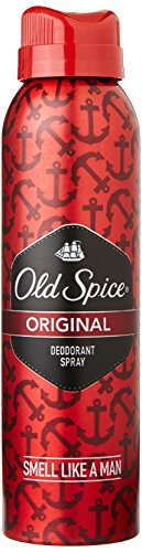 Old Spice Deodorant Spray - 150 ml (Original)