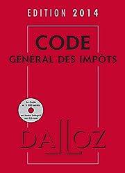 Code général des impôts 2014 avec cédérom
