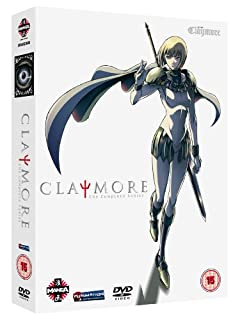 Claymore Collection [DVD] (B002T5QM60) | Amazon price tracker / tracking, Amazon price history charts, Amazon price watches, Amazon price drop alerts