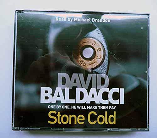Stone Cold - Libro de audio