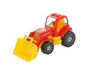 Polesie Polesie45058 Mighty Tractor-Loader - Peluche