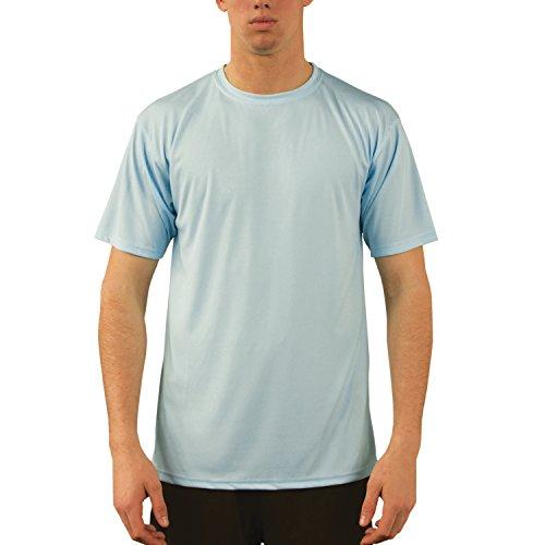 Vapor Apparel Men's UPF 50+ Sun Protection Performance Short Sleeve T-Shirt