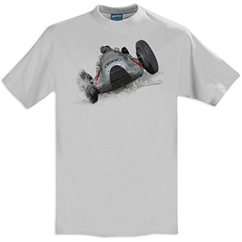 RETRO CLASSIC Herren T-Shirt Pacific Grey