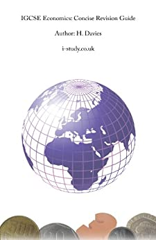 IGCSE Economics Concise Revision Guide (English Edition) par [Davies, Hywel]