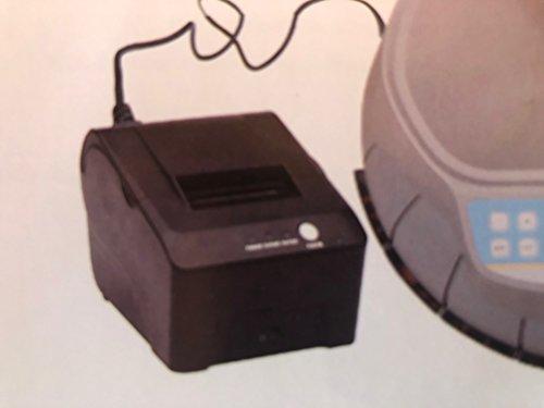 Thermo- Drucker für Münzzähler Münzzählmaschine Münzsortierter Geldzähler SORTIMAX