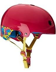 Bell Niños Casco Segmento Jr. 16PF Urban, todo el año, infantil, color Varios colores - rosa, tamaño extra-small