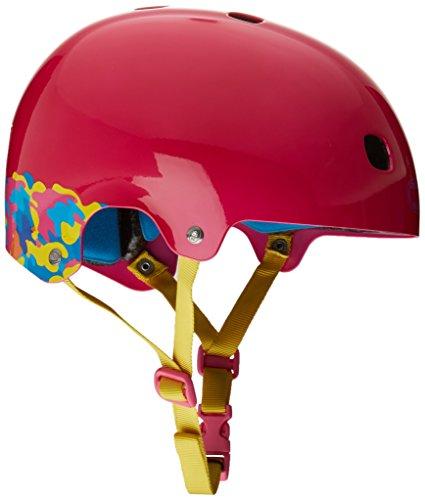 Bell Kinder Helm SEGMENT Jr. 16 PF urban, Pink, XS, 210093023 (Sports Fahrradhelm Bell Kinder)