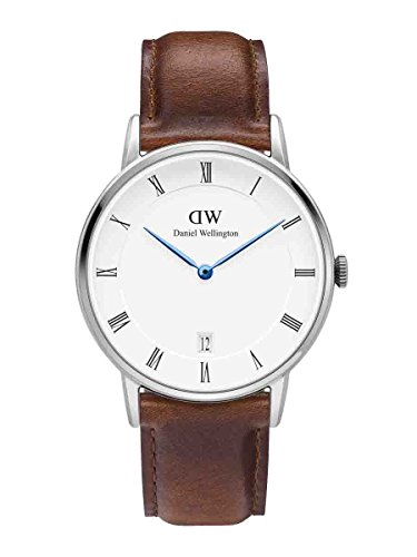 Daniel Wellington Dapper St Mawes Steel 38, 1120DW