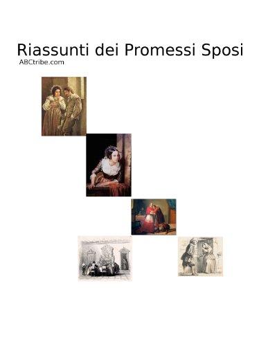 Riassunti dei Promessi Sposi