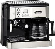De'Longhi Combi Coffee Machine, Traditional Pump Espresso and Filter Co
