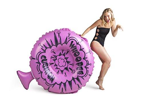 BigMouth Inc Pool Float Pupskissen Schwimmspaß aufblasbar 120cm