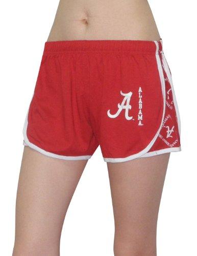 NCAA Alabama Crimson Tide Womens Running / sports pants Red