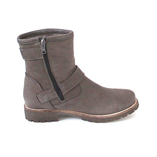 Panama Jack Felina Igloo Femme Boots Gris Gris