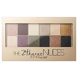 Maybelline 24 Karat Nudes Eye Shadow Palette