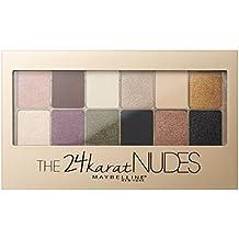 Maybelline Paleta de Sombras de Ojos The 24 Karat Nudes