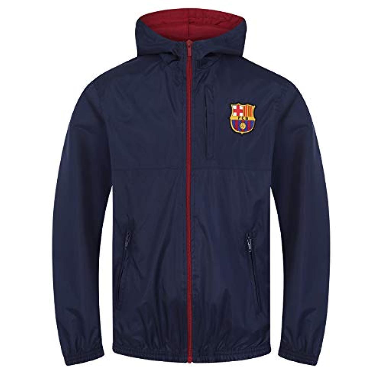 FC Barcelona officiel - Coupe-vent Imperméable thème football - garçon ec91ab90faa