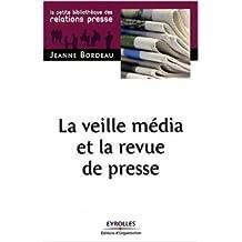 La veille média et la revue de presse de Jeanne Bordeau ( 24 avril 2008 )