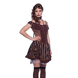 Folat 23815 - Disfraz para mujer, multicolor