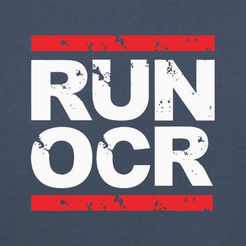 Run OCR - Herren T-Shirt - 13 Farben Navy