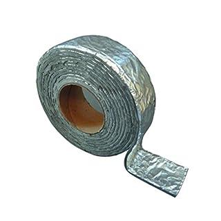 STORMGUARD 05SR7384.5M FOIL-Foam SELF Adhesive Insulation Tape, 4.5M X 50mm