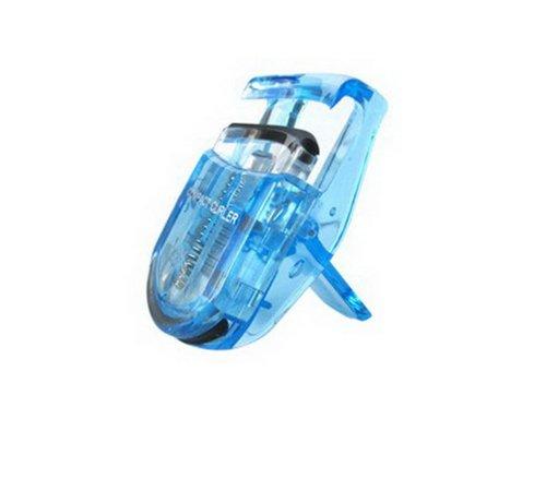 Mini lash curler / recourbe cils professionnels Outils de maquillage, bleu