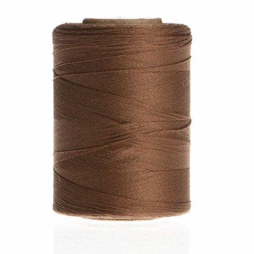 Star Thread V37-8360 3-Ply T-35 Cotton Quilting & Craft Thread, 1200 yd, Summer Brown by YLI