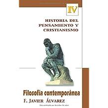 Historia Del Pensamiento Y Cristianismo: Filosofía Contemporánea