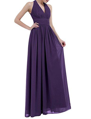Kleid lila 42