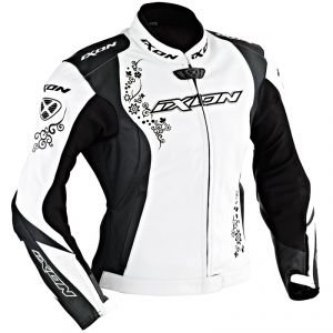 IXON Prima VX - Blouson moto cuir pour femme