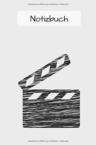 Notizbuch für Regisseure: und Regieassistenten | 120 Seiten liniert | A5+ Softcover