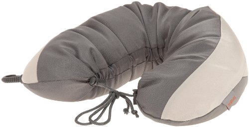Samsonite Travel Accessories V - Convertible TR.Pillow Reisekissen, Graphite/Beige