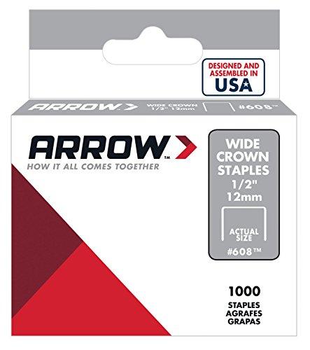 Arrow Boite de 5000 agrafes 13 mm